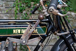 The Isle of Man Junior 250cc TT-winning, ex-Douglas Prentice,1921 New Imperial 250cc Racing Motorcycle Frame no. W11858 Engine no. BR/21/125