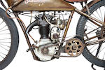 Ex-factory race bike, documented history from new,1929 Harley-Davidson 21ci Peashooter Engine no. 29SA511