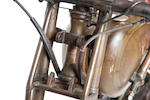 1929 Harley-Davidson 350cc Peashooter Engine no. 29SA511