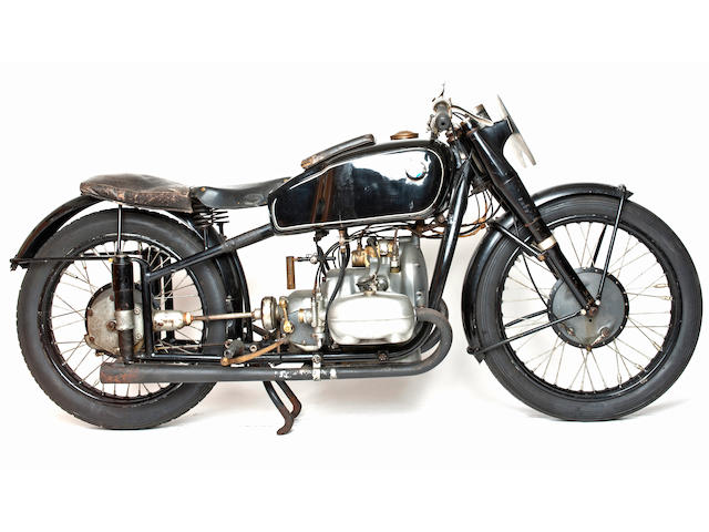 1939 BMW R51RS Frame no. 511202 Engine no. 505772