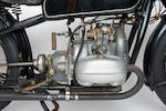 Rare, factory prepared competition unit, ex-Rody Rodenberg,1939 BMW R51RS Frame no. 511202 Engine no. 505772