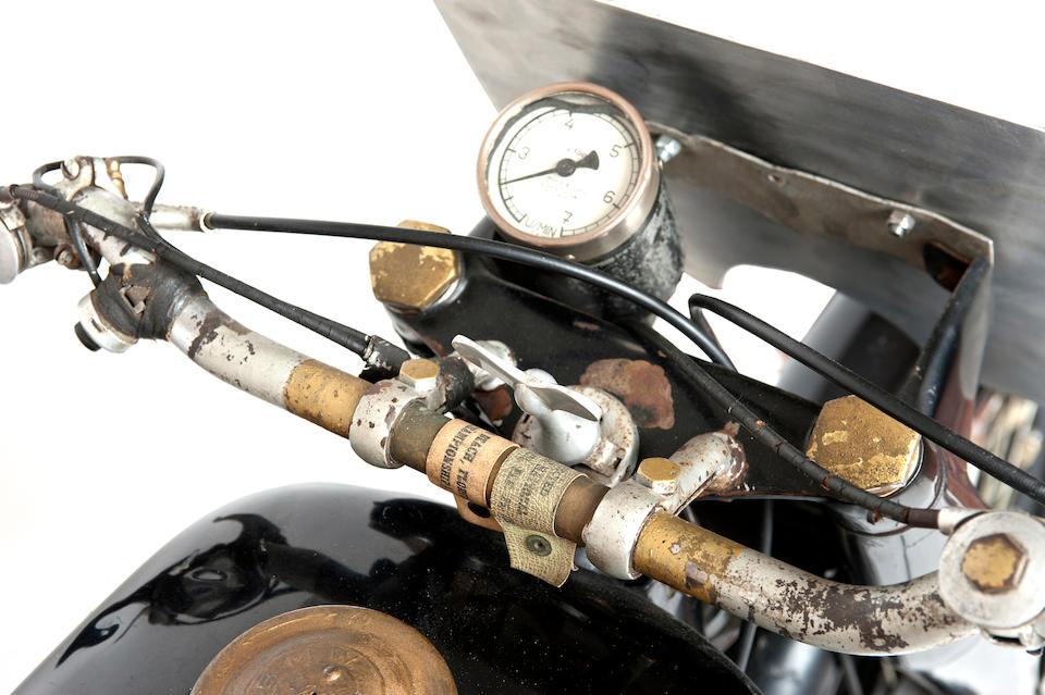Rare, factory prepared competition unit, ex-Rody Rodenberg,1939 BMW R51RS Frame no. 511202 Engine no. 505772