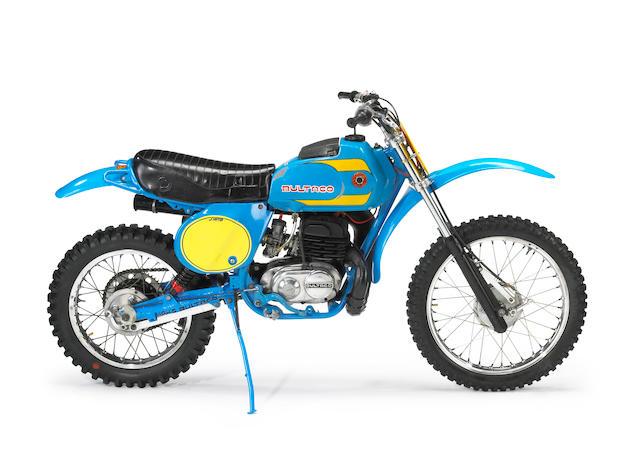 1979 Bultaco 370cc Frontera MkII Frame no. HM-21501021 Engine no. HB-21501021