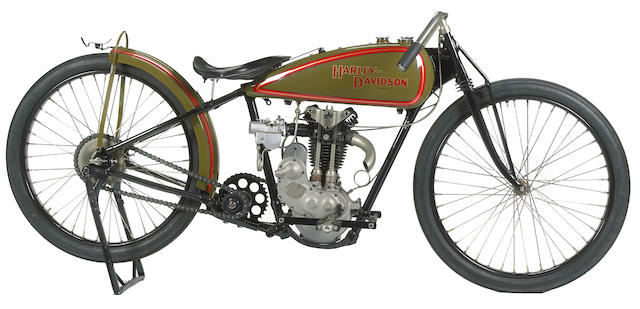1926 Harley-Davidson 21ci Peashooter Engine no. AA5032