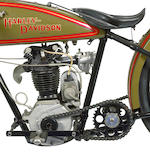 1926 Harley-Davidson 350cc Peashooter Engine no. AA5032
