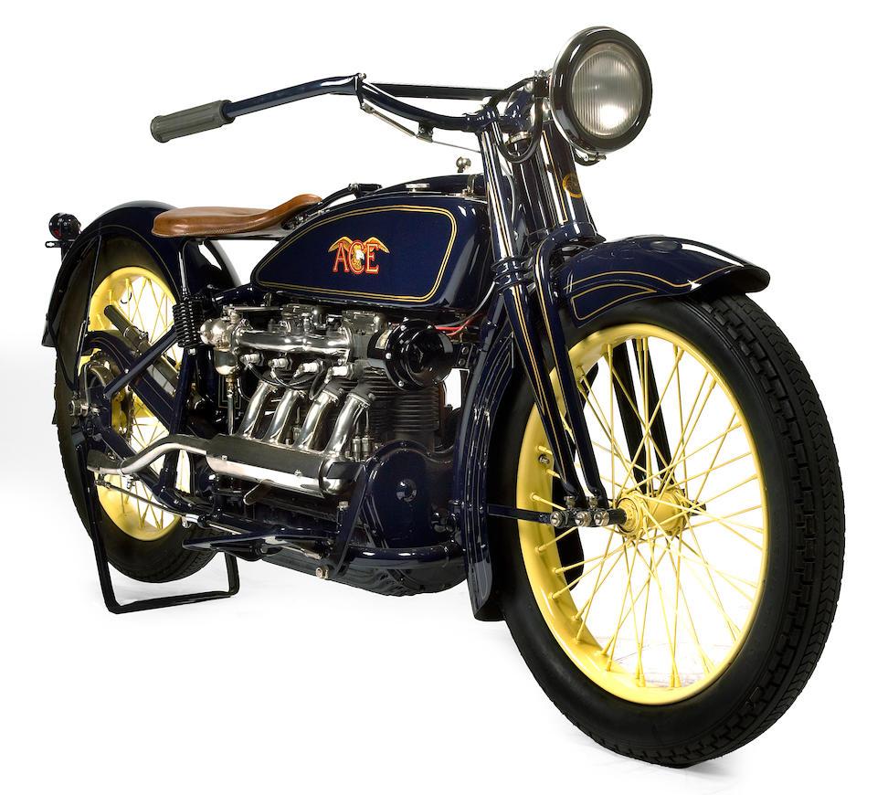 1922 Ace 77ci Four Engine no. BX927