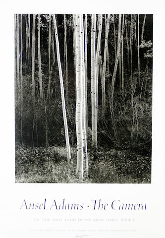 Ansel Adams (American, 1902-1984); Two Ansel Adams Posters; (2)