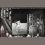 Peter Beard (American, born 1938); Francis Bacon, 7 Reece Mews, London SW7;