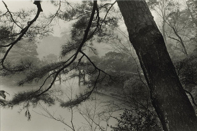 Lee Friedlander (American, born 1934); Kyoto, Japan;