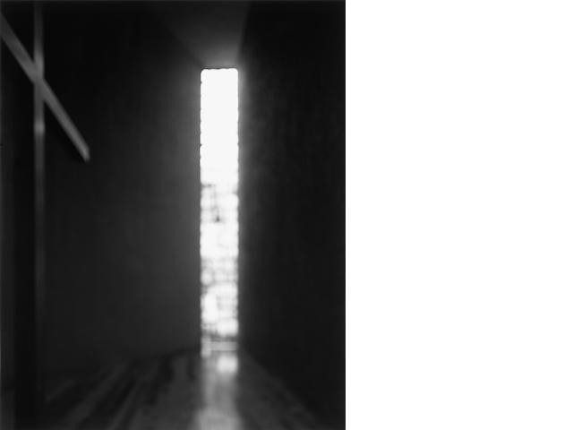 Hiroshi Sugimoto (Japanese, born 1948); Tlalpan Chapel;
