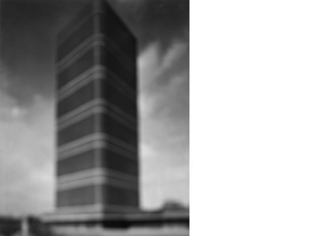 Hiroshi Sugimoto (Japanese, born 1948); S.C. Johnson Building;
