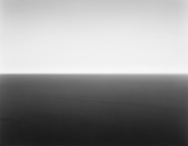 Hiroshi Sugimoto (Japanese, born 1948); Mediterranean Sea Castle I;