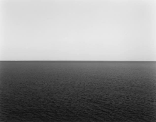 Hiroshi Sugimoto (Japanese, born 1948); Tyrrhenian Sea, Conca;