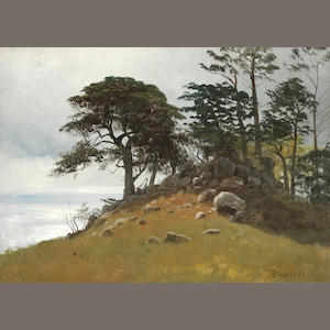 Albert Bierstadt, Cypress Point, Monterey