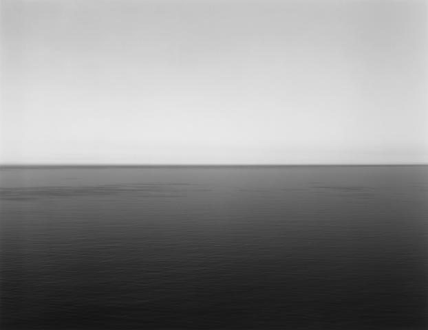 Hiroshi Sugimoto (Japanese, born 1948); English Channel, Weston Cliff;