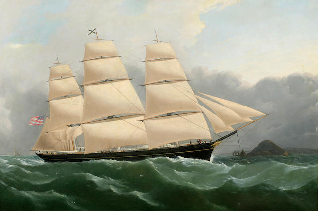 Samuel Walters The Clipper Ship Challenge