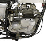 Ex-British Trophy Team,1968 Cheney-Triumph 500cc ISDT Frame no. MK2 T6 Engine no. T100SS H20991