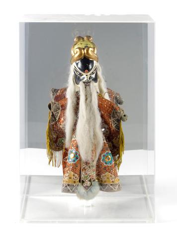 A Japanese doll