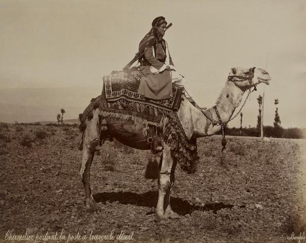 19th century photographs, men