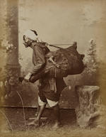 19th century photographs, men