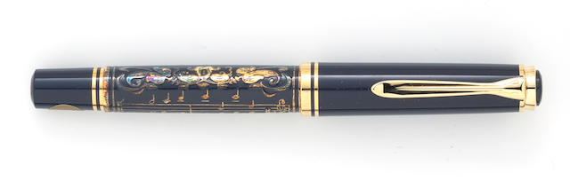 PELIKAN: Concerto Limited Edition Fountain Pen