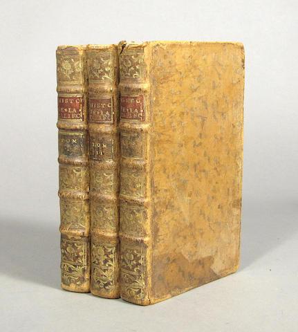 VENEGAS, MIGUEL. Histoire naturelle et civile de la Californie. Paris: Durand, 1767.