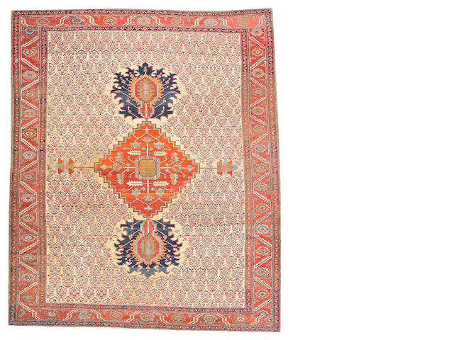 A Bakshaish carpet Northwest Persia, size approximately 10ft. 6in. x 12ft. 5in.