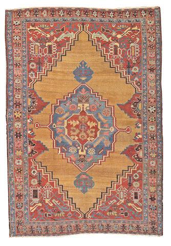 A Bakshaish carpet    Northwest Persia,  size appoximately 4ft. 9in. x 7ft.