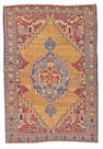 A Bakshaish carpet    Northwest Persia,  size appoximately 4ft. 9in. x 7ft.