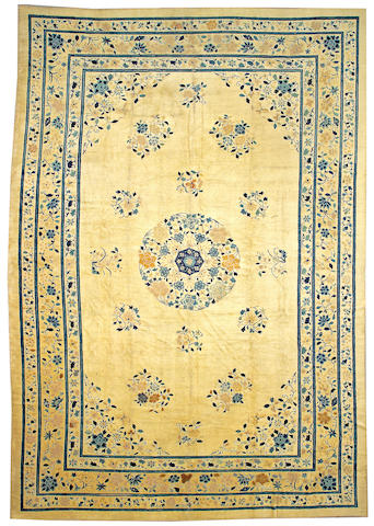 A Peking carpet China, size approximatley 12ft. x 17ft.
