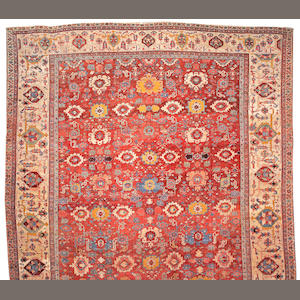 A Bakshaish carpet Northwest Persia, size approximately 15ft. 1in. x 24ft. 7in.