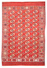A Tekke carpet Turkmenistan, size approximately 7ft. 2in. x 10ft. 7in.