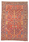 A Bakshaish rug Northwest Persia, size approximately 4ft. 10in. x 6ft. 11in.