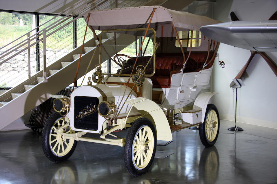 1907 Tourist Model K Side-Entrance Touring