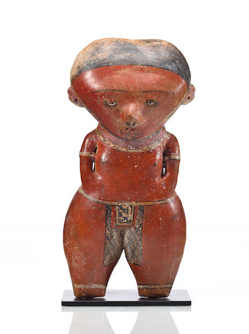 Chinesco Standing Figure
