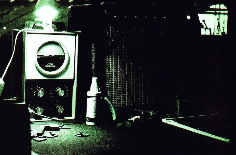 A late 1980s Fender 15, Serial No. M-26139,