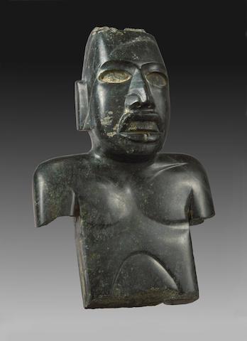 Teotihuacan Stone Torso