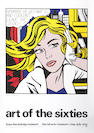Roy Lichtenstein (American, 1923-1997); Art of the Sixties, Ludwig Museum, Tel Aviv (M...Maybe); Roy Lichtenstein: MOMA, NY (Drowning Girl) ; (2)