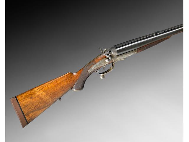 A .500 Nitro underlever double rifle by W.& J. Jeffery & Company