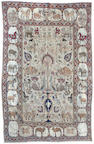 A Lavar Kerman carpet size approximately 8ft 6in x 5ft 6in (259 x 167.6cm)