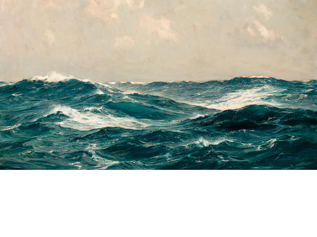 Claus Bergen - seascape