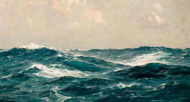 Claus Bergen - seascape