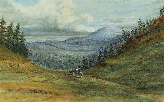 Thomas Evershed Valley of the Willamette River