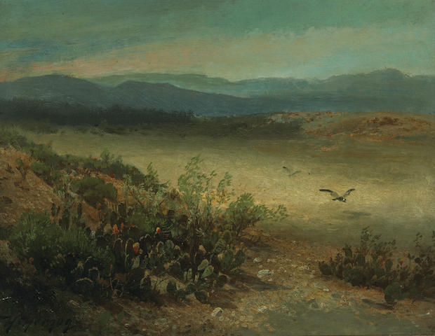 H. Herzog, Coast range,oil