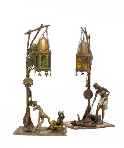 Chotka and Vienna Bronzes (Austrian, late 19th/early 20th Century)