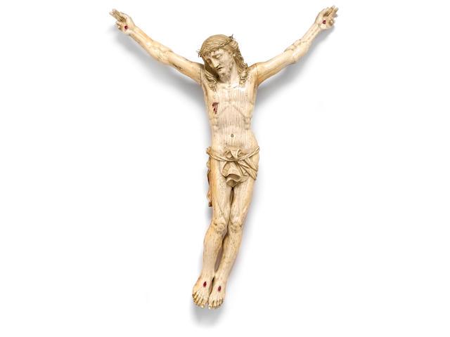 A Continental resin Corpus Christi