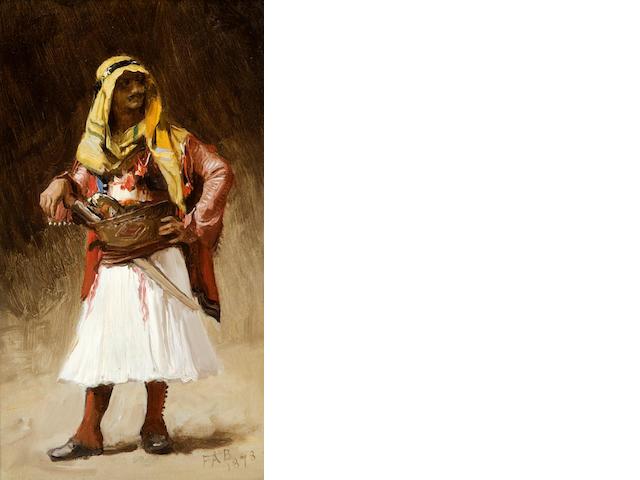 Frederick Arthur Bridgman (American, 1847-1928) The Armenian