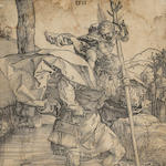 Albert Durer, St. Christopher (b.103);