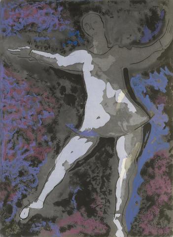 Marino Marini, Dancer II;