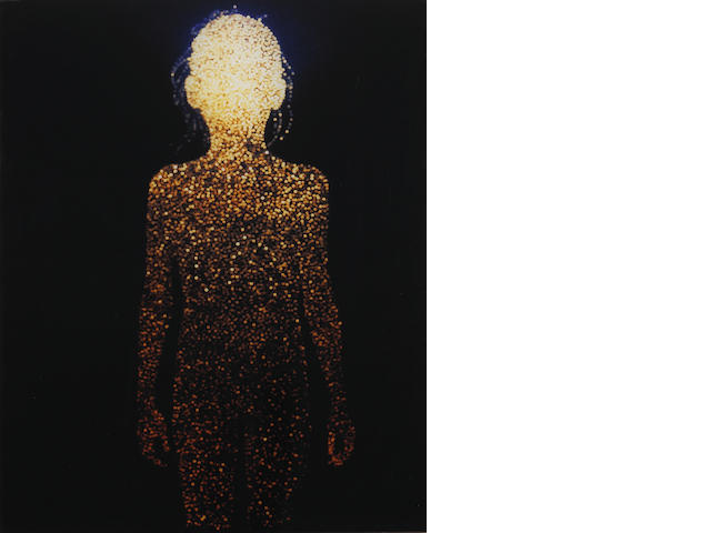 Christopher  Bucklow (British, 1957); Untitled 82410796, from The Guest series;